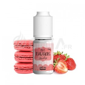 Strawberry Mila's Macaron - One Hit Wonder