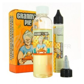 Granny s Pie Peach Cobbler - Vape Breakfast