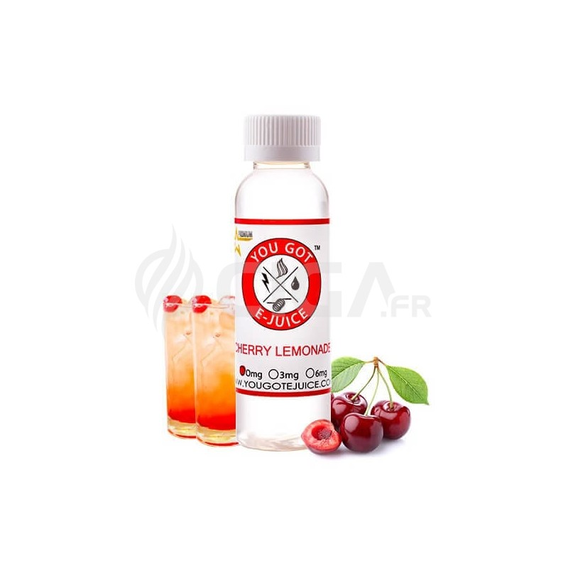 Cherry Lemonade ZHC - You Got E-Juice