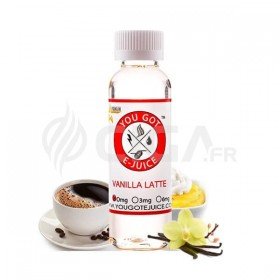 Vanilla Latte ZHC - You Got E-Juice
