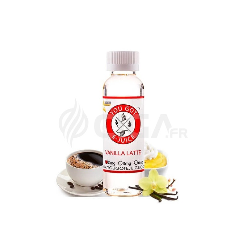 Vanilla Latte ZHC - You Got E-Juice