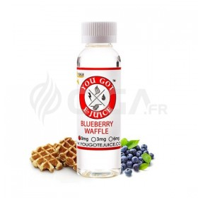 Blueberry Waffle ZHC - You Got E-Juice