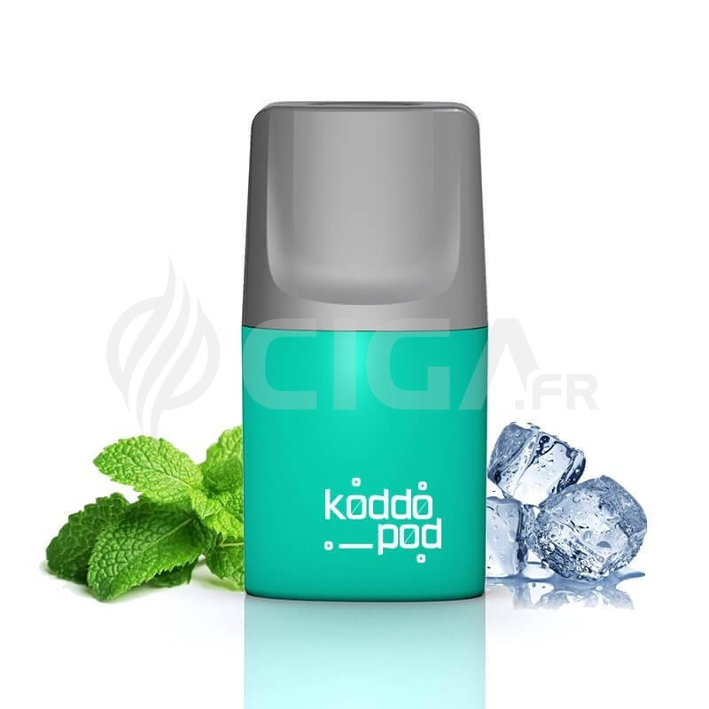 Pod Ice Mint - Le French Liquide