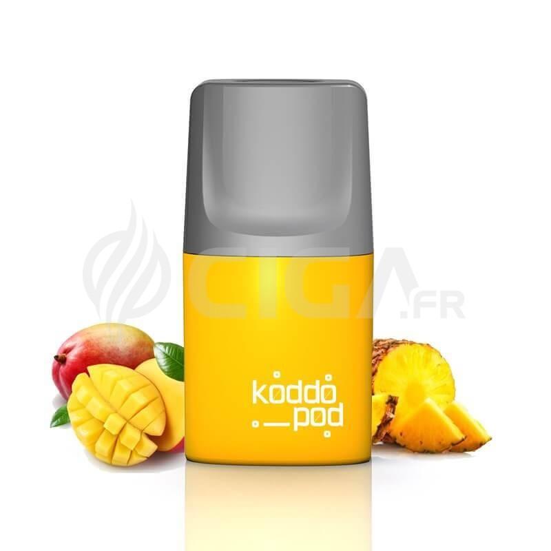Pod Mangue Ananas - Le French Liquide