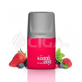Pod Fruits Rouges - Le French Liquide