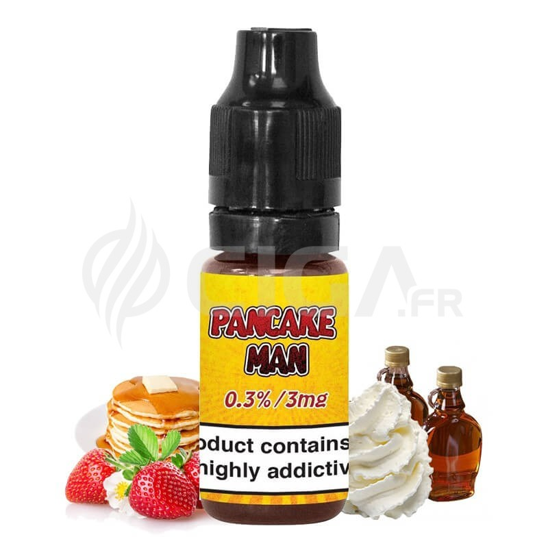 Pancake Man - Vape Breakfast