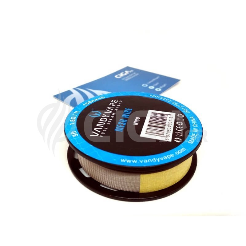 Mesh Wire NI80 - Vandy Vape