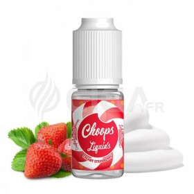 Creamy Strawberry - Choops Liquids