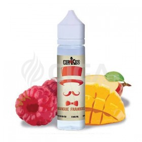 Mangue Framboise 50ml - Cirkus Authentic