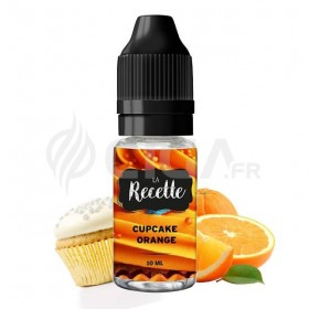Arôme Cupcake Orange - Make It