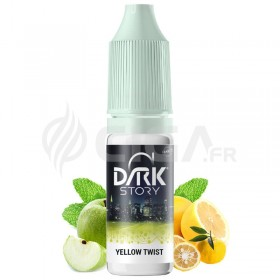 E-liquide Yellow Twist de Dark Story de Alfaliquid.