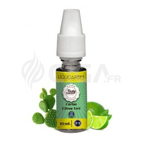 E-liquide Cactus Citron Vert de Tasty Collection de Liquidarom.
