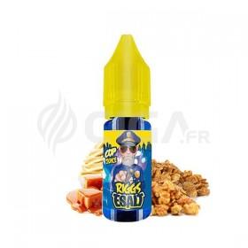E-liquide Riggs au Sel de Nicotine de Cop Juice de Eliquid France.