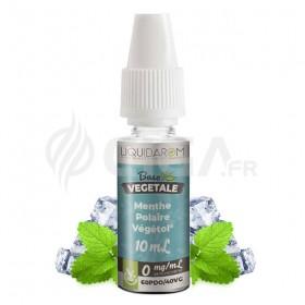 E-liquide Menthe Polaire au Végétol de Liquidarom Base Végétale.