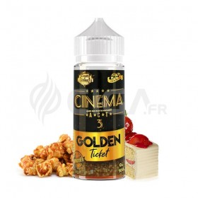 E-liquide Cinema Reserve Act 3 de Clouds of Icarus.