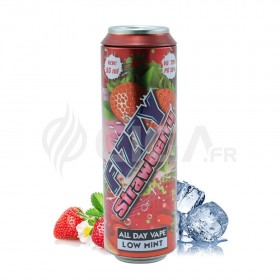 E-liquide Strawberry en 50ml de Fizzy.