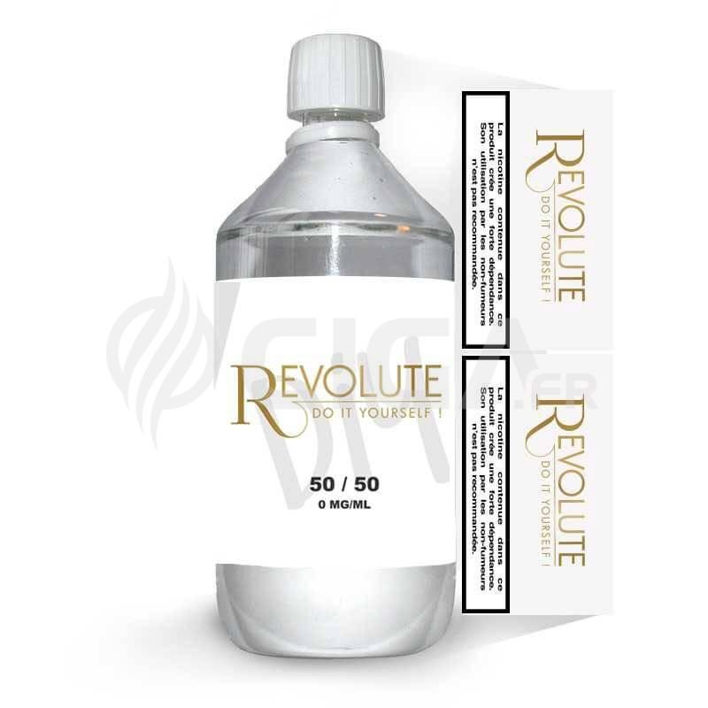 Pack Base DIY de 1 litre par Révolute.