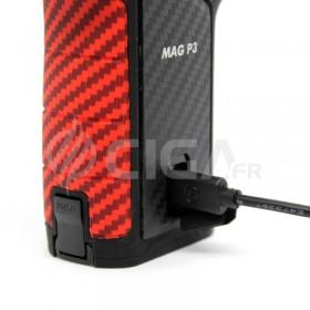 Chargement de la Mag P3 de Smoktech.