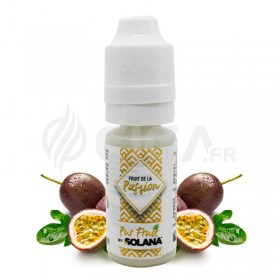E-liquide Fruit de la Passion Pour Fruit de Solana.