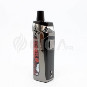 Cigarette électronique Pod Target PM80 rouge de Vaporesso.