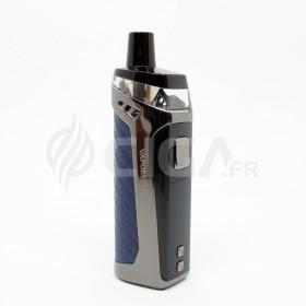 Cigarette électronique Pod Target PM80 bleu de Vaporesso.