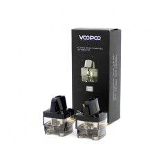 Le pack de cartouche de remplacement du Pod Vinci de Voopoo.