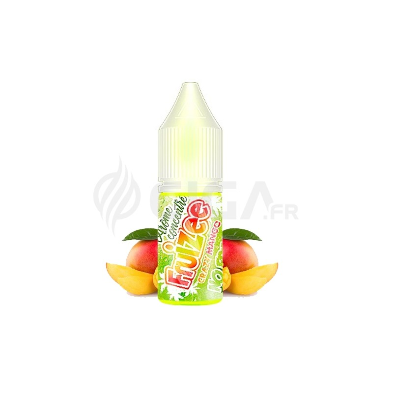 Arôme Crazy Mango No Fresh - Fruizee