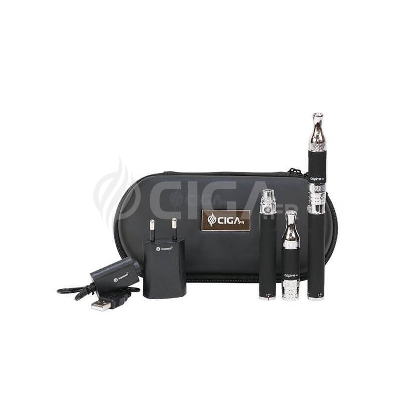 Kit Ciga ETS Spinner noir 1300mAh