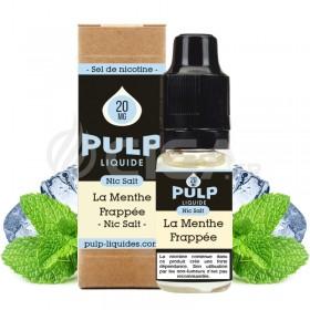 La Menthe Frappée - Pulp Nic Salt