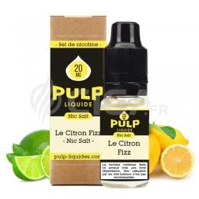 Le Citron Fizz - Pulp Nic Salt