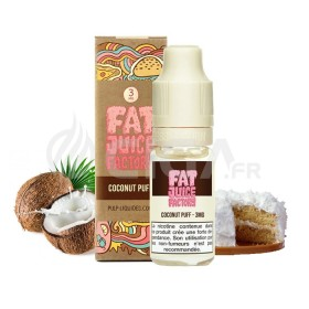 Coconut Puff - Fat Juice Factory