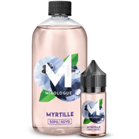 Myrtille - Le Mixologue