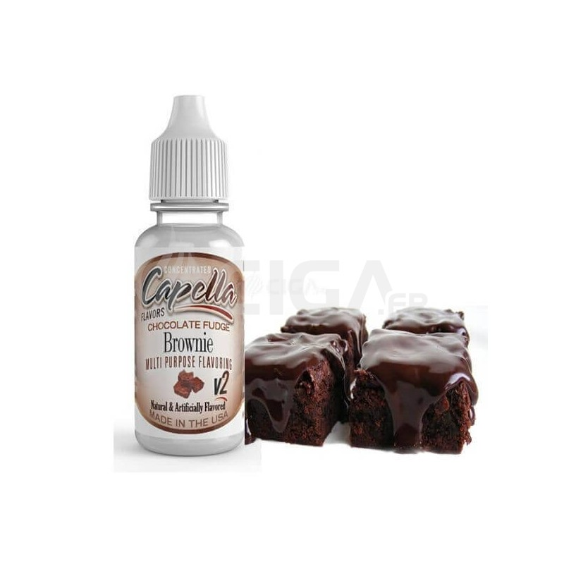 Chocolate Fudge Brownie V2 - Capella
