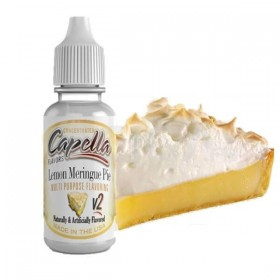 Lemon Meringue Pie V2 - Capella