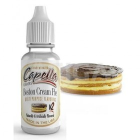 Boston Cream Pie V2 - Capella