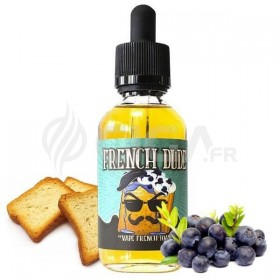 French Dude Toast - Vape Breakfast