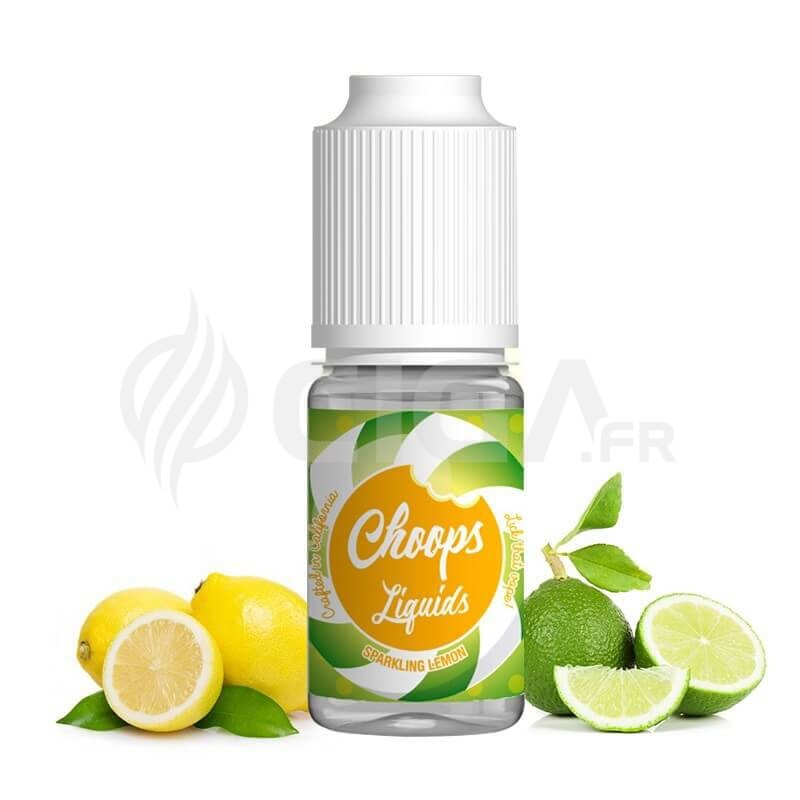 Sparkling Lemon - Choops Liquids