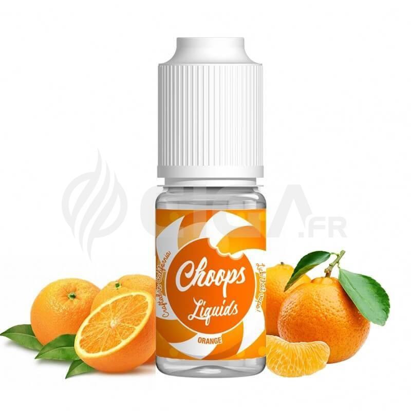 Orange - Choops Liquids