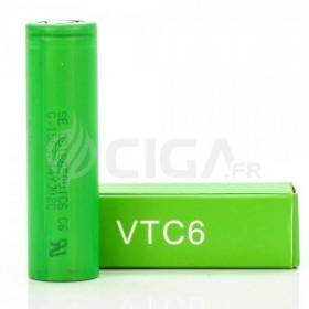 Accu Sony VTC6 18650 en 30A - 3000mah