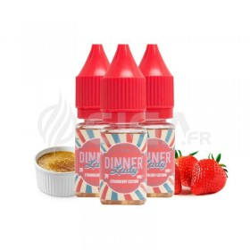 Strawberry Custard - Dinner Lady