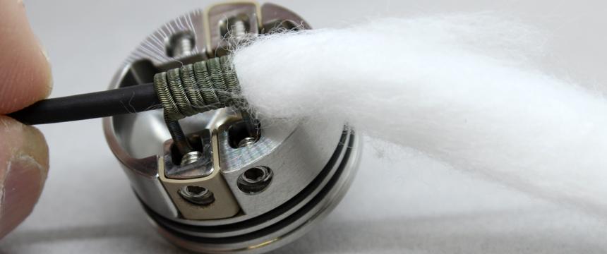 Utilisation des lacets du pack cotton tr