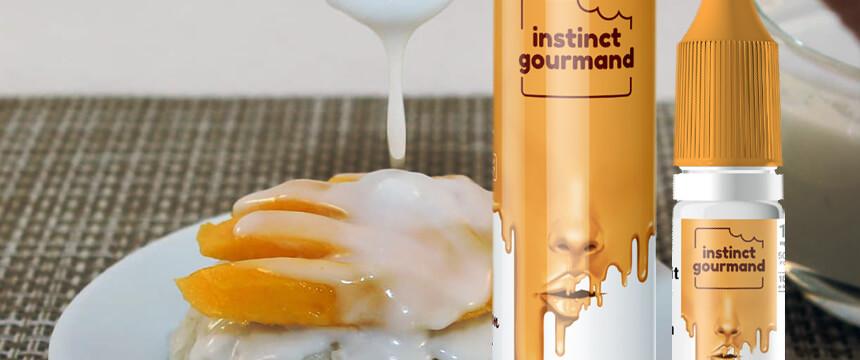 Instinct gourmand de Alfaliquid avec le Khao Mango en grand format.