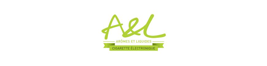 logo de la marque Arômes et Liquides