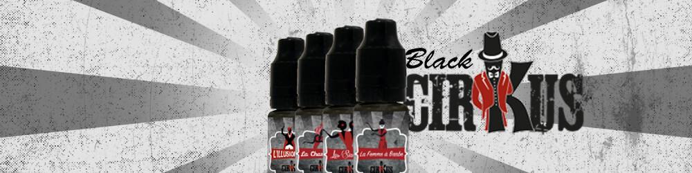 Logo de la marque française de Eliquides AFNOR en 50 ml : Cirkus de Vincent dans les Vapes.