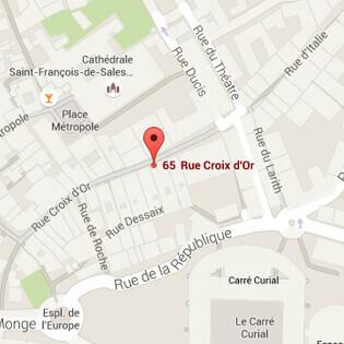 map ciga.fr Chambery
