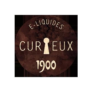 Logo de la gamme 1900 par la marque de e-liquide français Curieux E-liquide.