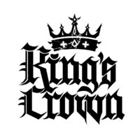 Logo de la marque américaine de eliquides gourmands : King's Crown crée par Pip Gresham de Suicide Bunny.