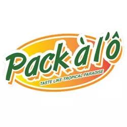 logo de la marque malaisienne d'arômes concentrés fruités pour faire ses eliquides DIY : Pack à l'ô