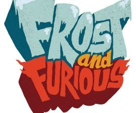 Lgo de la marque française de eliquide pour le vapotage : Frost and Furious par Pulp, fabriquant français de eliquide.