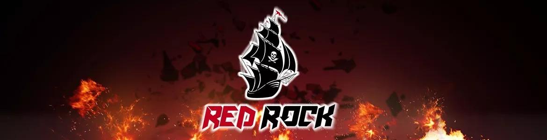 Bannière de Red Rock, marque de eliquides français fabriqués par Savourea.